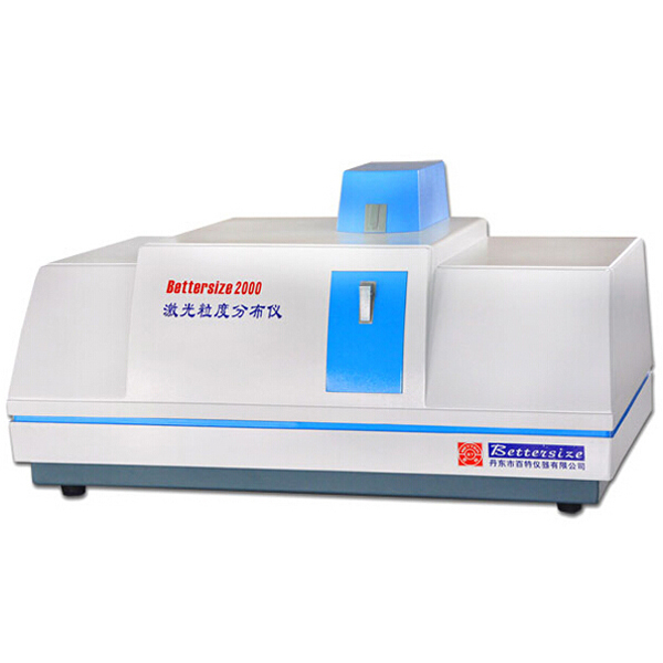 Bettersize2000 laser particle size analyzer