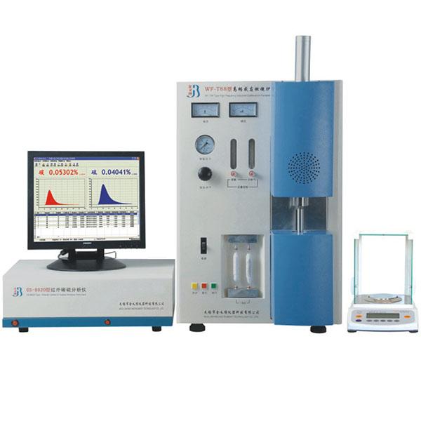 CS-8820高周波赤外線二硫化炭素分析装置