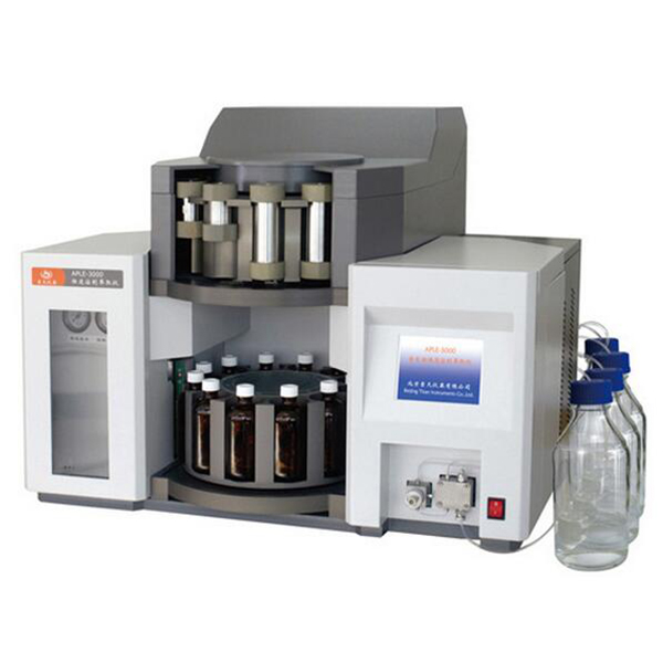 Aple 3000 Automatic Fast Solvent Extraction Apparatus