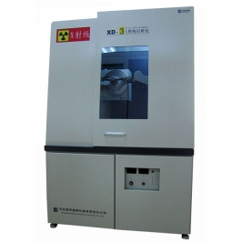 XD-3 X- ray diffractometer