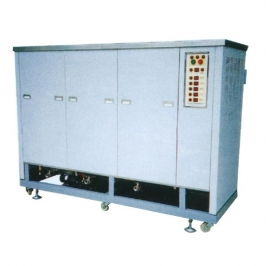 FLT-3 Three groove gas phase ultrasonic cleaning machine