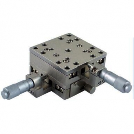 A204dm13h stainless steel multi shaft combined translation platform