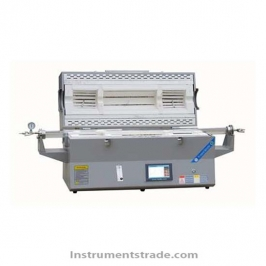 BD-O1200-□IIT-150F double temperature zone tube furnace 1200 degrees