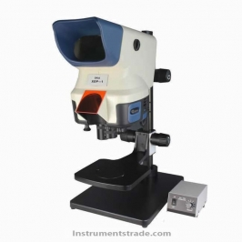 XDP-1FT square seat large field microscope
