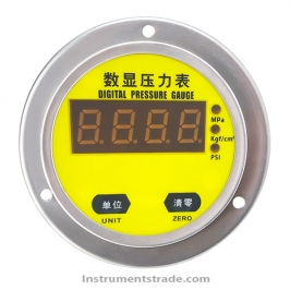 MD-S360Z axial digital pressure gauge