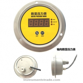 MD-S300Z axial digital pressure gauge