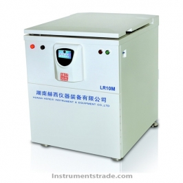 LR10M large capacity refrigerated centrifuge