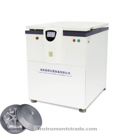 LR6M LR7M LR8M low speed large capacity refrigerated centrifuge