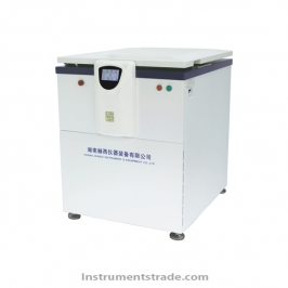 LRM-12L ultra-large capacity refrigerated centrifuge