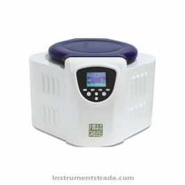 H/T series desktop high speed normal temperature centrifuge