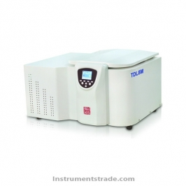 TDL5M TDL6M TDL8M desktop low speed refrigerated centrifuge