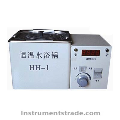 HH-1digital display thermostatic bath  for laboratory