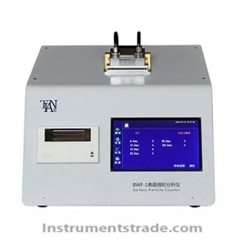 BWF-1 Surface Particle Analyzer