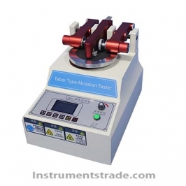 LX-5612 LCD screen Taber abrasion tester for Fabric wear test