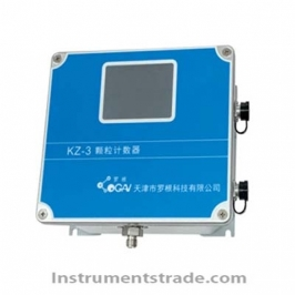 KZ-3 online particle counter for Hydraulic oil pollution