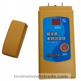PT-90E Digital Pocket Wood Moisture Meter for rapid determination of moisture content of wood or plate