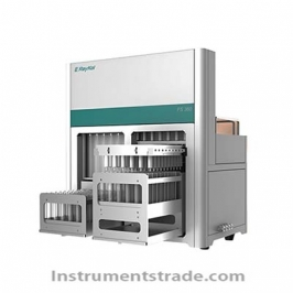 FS360 high throughput automatic solid phase extraction instrument for Enrichment of harmful substances