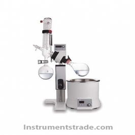 RE100-SLED digital display rotary evaporator for Solid-liquid separation