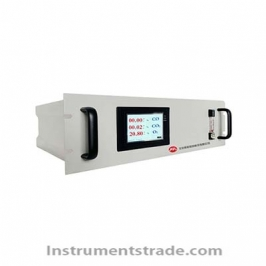 HA100E Thermomagnetic Oxygen Analyzer For industrial processes