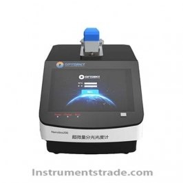 NanoBio 200 Ultra Micro Spectrophotometer for Protein monitoring