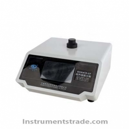 SCIENTZ-CF Ultrasonic Bacteria Scattering Counter for Microbiological experiment