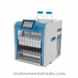 HSE-08C automatic solid phase extraction system for Textile testing