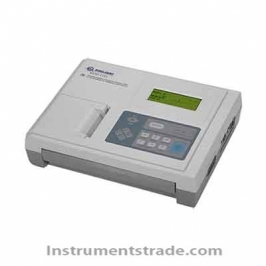 ECG-11D digital single channel electrocardiograph for Clinical monitoring