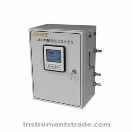 JY-D1100 Wall Oxygen Analyzer for Oxygen content online analysis